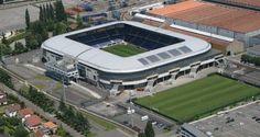 Stadium Auguste Bonal - FC Sochaux - France