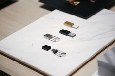 Empty Memory - Sculptural USB flash drive collection