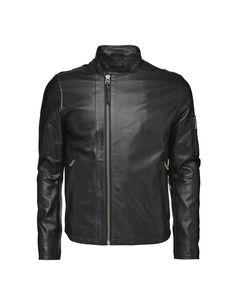 Rikki Leather Jacket #menswear #tigerofsweden #toronto #spring #leather