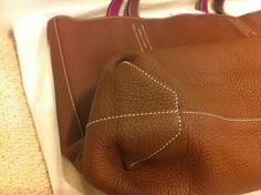 Hermes Double Sens Handbag Back