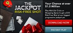 $10 Risk-Free-Your Chance at over $1.5 Million At Bovada Online Casino(Genesis Gaming-Betsoft Games) US YES