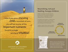 VitaMeal: More than a Meal Dr World, Dr. Brown, Galvanic Spa, Hungry Children, Muscle Function, Beauty Lounge, Best Foundation, Essential Fatty Acids, Vitamins And Minerals