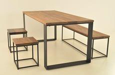 LA:M  IRON  PRODUCTION | アイアン製品の企画及び製作 | テーブル&デスク