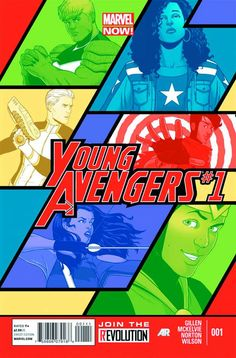 Young Avengers (2013) Issue #1
