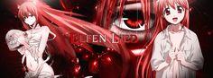 Elfen Lied Banner by KLIPOX