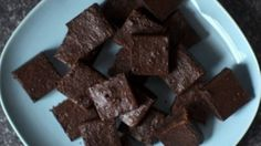 Vegan Chocolate Date Brownies by Kate | Sweeter Life Club