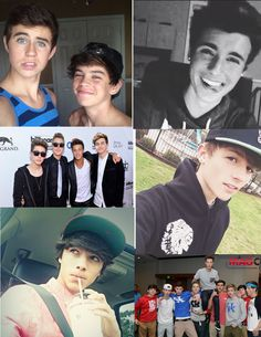 Yussss Nash Grier | Hayes Grier | Chris Collins | Dylan Dauzat | Brent Rivera | Cameron Dallas | Carter Reynolds | Matthew Espinosa | Magcon Boys
