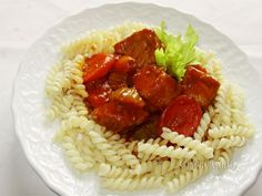 Bravčové ragú • recept • bonvivani.sk