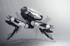 https://www.behance.net/gallery/24369707/DRONE