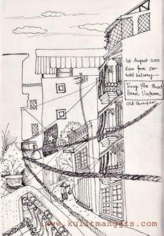 sketch jurnal