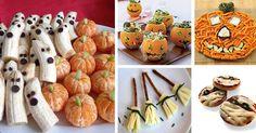 5 Healthy Halloween Fun Food Ideas