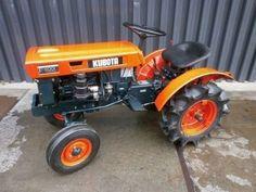 Kubota-B6000-Tractor-Workshop-amp-Parts-Manual