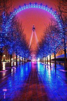 Merry Xmas Londoners :)