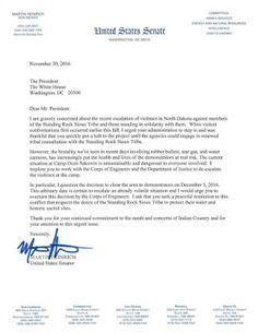 ORIGINAL  PECHANGA : NM Senator Martin Heinrich Expresses GRAVE CONCERN...