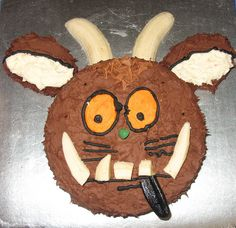 Teddy's 3rd Birthday cake