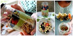 Vegan Pesto Pasta Salad in a Jar {Recipe Redux}Barley