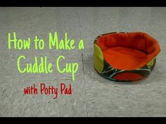 link to part 1(how to make a single layered fleece cozy sack):http://www.youtube.com/watch?v=FSXmzaMC5OU link to part 2(how to make a cozy sack with batting)...
