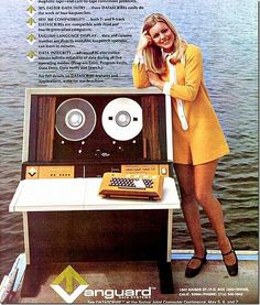30 Great Vintage Computer Ads, these are awesome, especially the one about email.