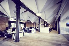 We Are offices by Structural Interiors, Sheffield – England » Retail Design Blog