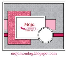 Mojo Monday - The Blog: Mojo Monday 94 - CONTEST