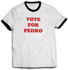 Napoleon Dynamite T Shirts & Merchandise | Vote For Pedro | TV Store