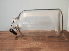glass jug etsy