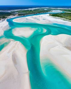 Whitehaven Beach in Australia Photography by @paulmp
