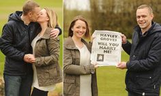 She's got it in writing! Estate agent proposes to girlfriend with full page ad in the local newspaper ... luckily, she said YES