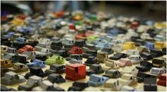 Kiel Johnson paper cars