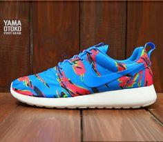 Nike Roshe Run GPX – Hero Blue