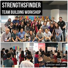 #StrengthsFinder (#CliftonStrengths) #Singapore #TeamBuilding #Workshop #Program for Agency for Integrated Care (AIC). This team building workshop was a follow up to one done last year. Last year the group covered the KNOWstrengths module in a half day session. This year they asked for a follow up on the APPLYstrengths module and LEVERAGEstrengths module to start the year off and we had a full day session. There were lots of engagement and very positive feedback from the participants. Glad…