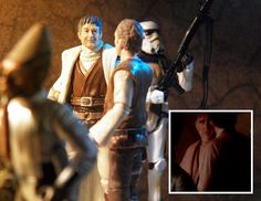 Merc Sunlet (Re-edit) - Star Wars custom figure