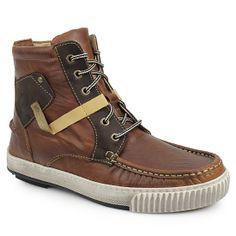 Ανδρικά δερμάτινα μποτάκια σε καφέ από το www.inshoes.gr  Brown leather  ankle boots for men by www.inshoes.gr  bd1cca4f9f4