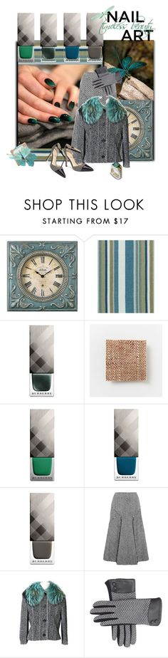 """""""Nail Art🎻Timeless Beauty"""" by tmcintyre ❤ liked on Polyvore featuring beauty, Damselfly, Duralee, Burberry, West Elm, Joseph, Missoni, Ivanka Trump and nailedit"""