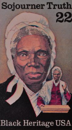 Black History Month Fact: On February 4 in 1986 a stamp of Sojourner Truth was issued by the U. Black History Facts, Black History Month, By Any Means Necessary, African Diaspora, African American History, Women In History, Stamp Collecting, Postage Stamps, Ephemera