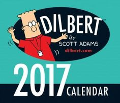 Dilbert 2017 Calendar