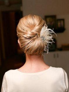Wedding Hair - 10 All New Elegant Bridal Up Dos for Winter Brides - Wedding Blog | Ireland's top wedding blog with real weddings, wedding dr...