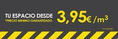 ¿Buscas el mejor precio de trasteros en Zaragoza? Guardatodo te lo garantiza...