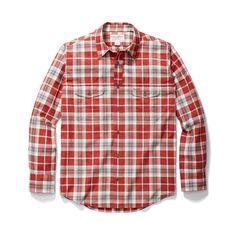 Hunting Shirt - Seattle fit | Filson  NICE!