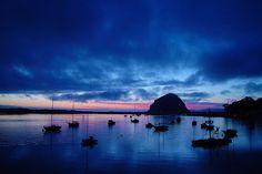 Love this Morro Bay sunset