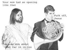 #AssholeJesus #Jesus #FuckOff