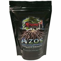 RTI Xtreme Gardening RT1350 Azos Nitrogen Fixing Microbes 6Ounce Bag ** Click image to review more details.