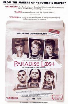 Paradise Lost - The Child Murders at Robin Hood Hills (Joe Berlinger & Bruce Sinofsky, 1996)