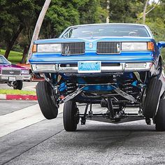 Hopping Into The Work Week Like Lowridermagazine Lowrider Hydraulics