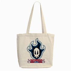 BLEACH Anime Hollow Mask [Tote Bag]