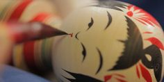 A Japanese company hand-crafts traditional dolls the same way they did 200 years ago