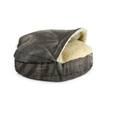 Snoozer Luxury Cozy Cave Pet Bed XLarge Shona Granite *** Details can be found by clicking on the image.Note:It is affiliate link to Amazon.