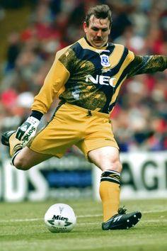 Neville Southall @ Everton
