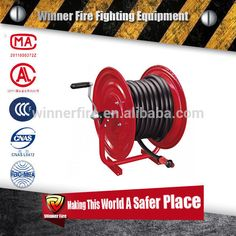 Reel cart metal two wheels garden hose reel cart for hose  sc 1 st  Pinterest & 96 best fire hose reel images on Pinterest | Fire hose Hose reel ...