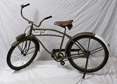 I am doing some research and was curious if anyone knows if the US Army ever used motorized bikes during the Second World War?   I recently restored...